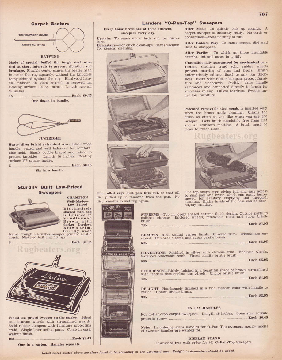 The Geo. Worthington Co. 1942 Catalogue